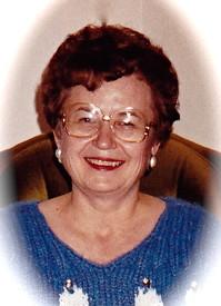 Annie Irene Habdas Fisher  1935  2019 (age 84) avis de deces  NecroCanada