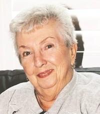 Margaret Edwards  Friday December 20th 2019 avis de deces  NecroCanada
