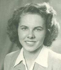 Mildred Jessie PARSONS Ward avis de deces  NecroCanada
