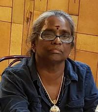 Kamalambikai Thirugnanasambanthar  Friday December 20th 2019 avis de deces  NecroCanada