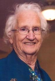 Ethel DeBouver Carr nee Barton  19242019 avis de deces  NecroCanada