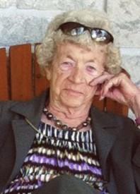 June Marie Ferguson  May 30 1931  December 22 2019 avis de deces  NecroCanada