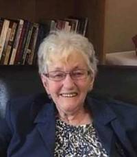 Geraldine Genie Margaret Wood  May 02 1938  December 25 2019 avis de deces  NecroCanada