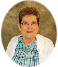 Gladys Eileen Mann Bishop  Wednesday December 25th 2019 avis de deces  NecroCanada