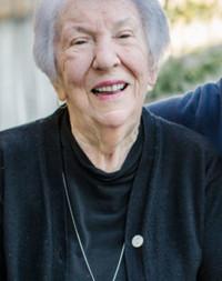Janet Louise Flanagan Hall  March 16 1926 – December 23 2019 avis de deces  NecroCanada