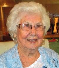 Betty Knott McDougald  Friday December 27th 2019 avis de deces  NecroCanada