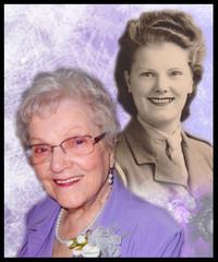 Lillian Solley  1922  2019 avis de deces  NecroCanada