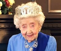 Margaret Millicent Anderson  September 21 1928  December 27 2019 (age 91) avis de deces  NecroCanada