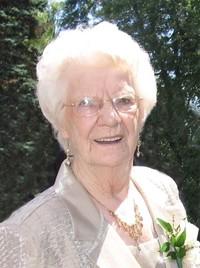 Mme Armande Lemay Hamel 1921- avis de deces  NecroCanada