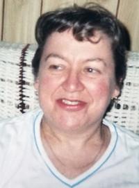 Mme Marie-Claire Poirier  2019 avis de deces  NecroCanada