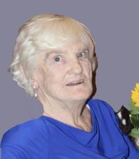 Eleanor Anastasia Macaluso  Sunday December 29th 2019 avis de deces  NecroCanada