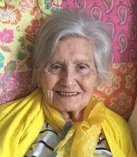 Moyra Mary Ellen Brown  Saturday December 28th 2019 avis de deces  NecroCanada