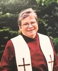 Reverend Nancy Collett  19562019 avis de deces  NecroCanada