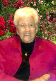 Muriel May Grant nee' Moore  November 19 1920  January 27 2020 (age 99) avis de deces  NecroCanada