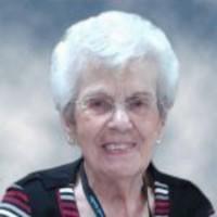 Mme Jeanne D'Arc Blanchard-Horner 1921-2019  2020 avis de deces  NecroCanada