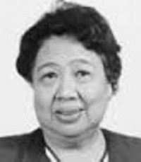 Dr  Anita Beltran Chen  Thursday January 2nd 2020 avis de deces  NecroCanada