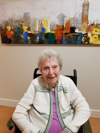 Madeleine Robitaille McGuigan  October 9 1925  January 2 2020 (age 94) avis de deces  NecroCanada