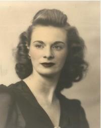 Marian E Kirkpatrick  24 décembre 1922  10 janvier 2020 avis de deces  NecroCanada