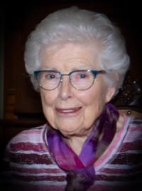 Muriel Gillespie  2020 avis de deces  NecroCanada