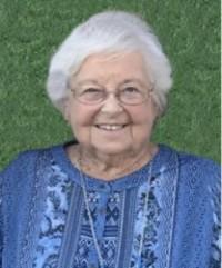 Muriel Mile Calvert  March 13 1921  January 12 2020 avis de deces  NecroCanada