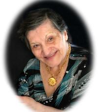 Eva Concetta Nanni  January 17 2020 avis de deces  NecroCanada