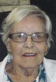 Margaret Olson  January 8 2020 avis de deces  NecroCanada