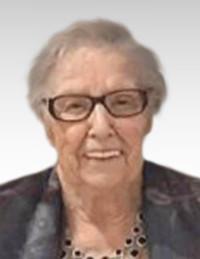 Mme Jeanne PELCHAT  Décédée le 03 février 2020