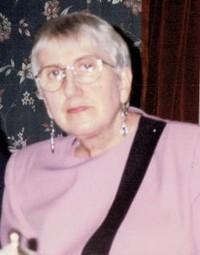 Elizabeth Lily Bunting  19332020 avis de deces  NecroCanada