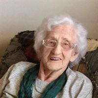 Eva Mary Quinlan  August 16 1921  March 27 2020 avis de deces  NecroCanada