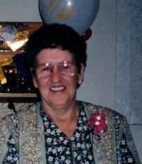 Cecile LeBlanc  19302020 avis de deces  NecroCanada