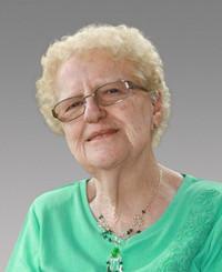 Jeannine Chabot  Décédé(e) le 18 mars 2020. CapStIgnace. avis de deces  NecroCanada