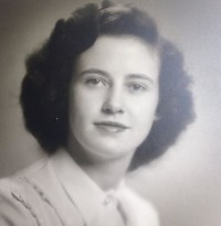 Mary Margaret Anne Anthony  2 juillet 1932
