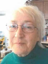Shirley Alberta Andresen  2020 avis de deces  NecroCanada