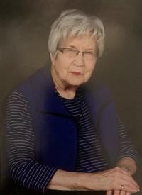 Isabelle Hoffman  August 25 1921  April 19 2020 (age 98) avis de deces  NecroCanada