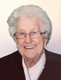 Mme Blanche Bouchard SeGUIN  Décédée le 28 avril 2020