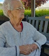 Evelyn McVety  Tuesday March 31st 2020 avis de deces  NecroCanada