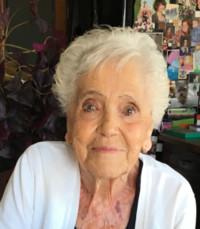 Doris Beatrice Davis Thaell  Thursday May 21st 2020 avis de deces  NecroCanada