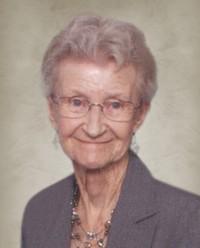 Therese Doucet Ross  1928  2020 (92 ans) avis de deces  NecroCanada
