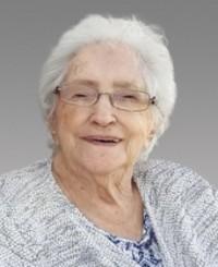 KRANE Marguerite  1927  2020 avis de deces  NecroCanada