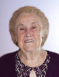 Mme Lucille Bouchard TREMBLAY  Décédée le 28 mai 2020