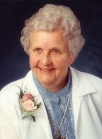 Sr Mary Winifrid Dunn  2020 avis de deces  NecroCanada