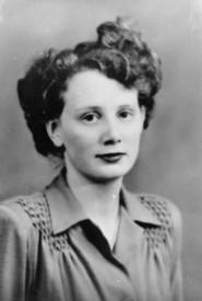 Elizabeth Betty Matthews  September 24 1923  June 24 2020 (age 96) avis de deces  NecroCanada