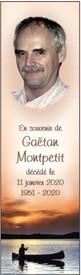 Gaetan Montpetit 1951- avis de deces  NecroCanada