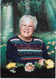 Mae Stephenson Morehouse  2020 avis de deces  NecroCanada