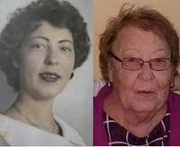Ella Ross Lucas nee Peddle  September 21 1942 to July 19 2020 avis de deces  NecroCanada