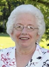 Dolly Margaret Dorey  June 14 1937  July 19 2020 avis de deces  NecroCanada