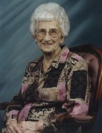 Luella Ethel Roberts  August 51916  July 17 2020 avis de deces  NecroCanada