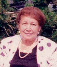 Maria Romaniw  February 28 1924  August 03 2020 avis de deces  NecroCanada