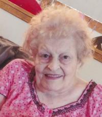 Mildred Spelay  Friday August 7th 2020 avis de deces  NecroCanada