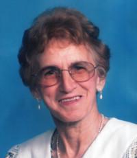 Madeleine Thibault  27 mai 1924 – 13 avril 2020